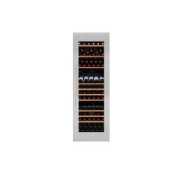 Cave à vins colonne Avintage AVI97X3ZI cadre inox 97 bouteilles