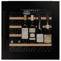 Cave à vins colonne AVI63CSZA Avintage Autovac 33 bouteilles