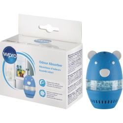 Absorbeur d'odeurs 2 en 1 pour réfrigérateur Wpro DEO213