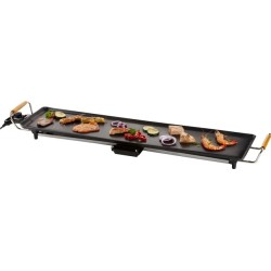 Plancha Teppanyaki Domo DO8306TP XXL 90x22 cm