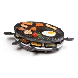 Raclette grill Domo DO9038G 8 personnes 1200 W
