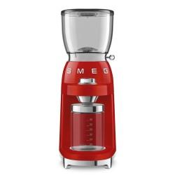 Moulin à Café SMEG Années'50 CGF01RDEU Rouge