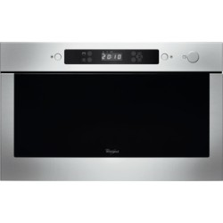 Four à micro-ondes encastrable Whirlpool AMW423/IX mini chef Inox