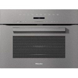 Four combiné micro-ondes Miele H7240BM VitroLine Wifi Connect