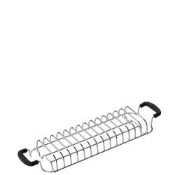 Accessoire Réchauffe pain pour TSF02 TSBW02 SMEG