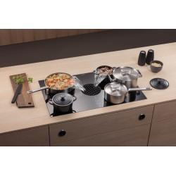 Table de cuisson hotte intégrée Bora Puxa Flex évacuation d'air