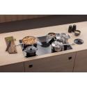 Table de cuisson hotte intégrée Bora Puxu Flex recyclage d'air