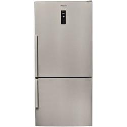 Réfrigérateur combiné Whirlpool W84BE72X A++ 84cm