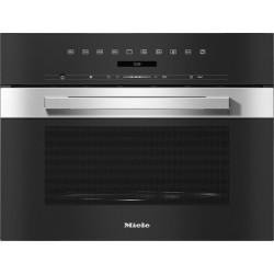 Micro-ondes encastrable Miele M 7244 TC inox cleansteel
