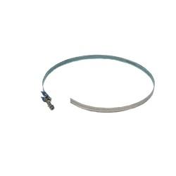 Collier de serrage pour évacuation d'air diam 50-215mm