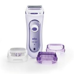 Lady Shave Silk-épil 3 en 1 Braun LS 5560 Wet - Dry