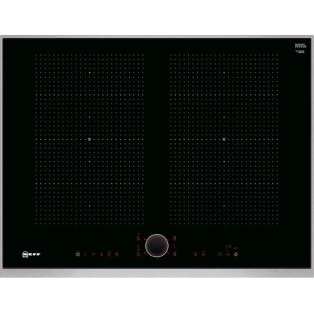 Table de cuisson Flexinduction TwisPad NEFF T57TS61NO