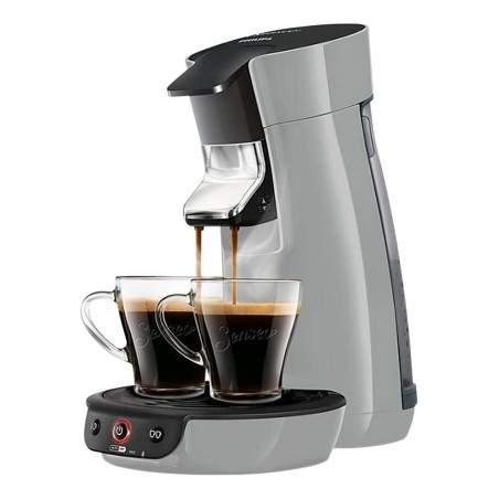 Machine à café Senseo Philips Vivacafé HD6561/50 Silver