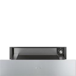 Tiroir Chauffant Smeg Classica CPR315X 15cm 21L Inox