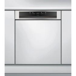 Lave-vaisselle intégré Whirlpool WBC3C24 PX Bandeau inox
