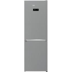 Réfrigérateur combiné bottom Beko CN366E30ZXP No Frost