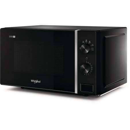 Micro-ondes Whirlpool MWP101B 20 Litres 700W Noir pose libre