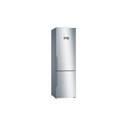 Réfrigérateur combi Bosch NoFrost Vitafresh KGN397LEP 203cm A++