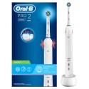 Brosse à dents Oral-B Pro 2 2000 Ca White