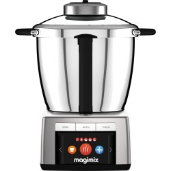 Robot chauffant Cook Expert Premium XL Magimix 18909B Silver