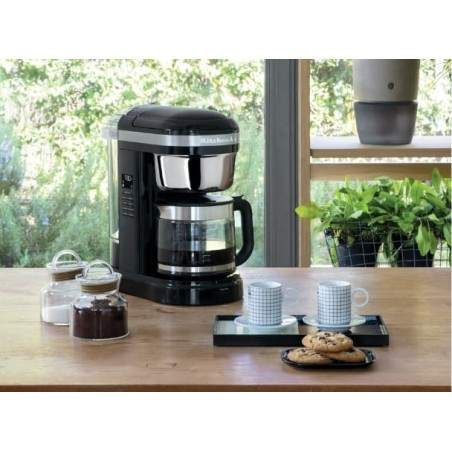Percolateur KitchenAid 5KCM1209EOB Onyx Black