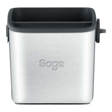 Knock box mini Sage BES100 acier inoxydable