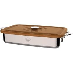 Plat à lasagne Lagostina Lasagnera 11193050835 35 x 22 cm