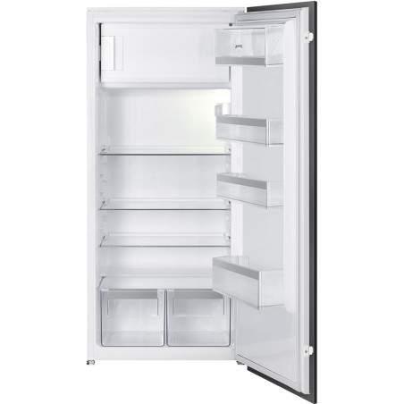 Réfrigérateur avec freezer intégré SMEG S71492CS2P1 A++ 122.5cm