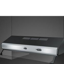Hotte traditionnelle SMEG KSEC61XE2 Inox 60cm