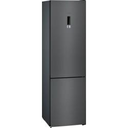 Réfrigérateur combiné Siemens KG39NXXDA Black stainless steel