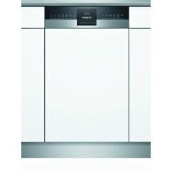 Lave-vaisselle intégrable 45cm Siemens IQ500 SR55ZS11ME inox