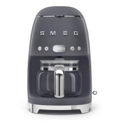 Cafetière à filtre Smeg Années'50 DCF02GREU Gris Ardoise
