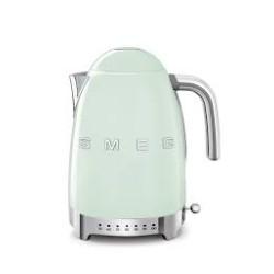 Bouilloire Variable Smeg Années'50 KLF04PGEU Vert d'eau