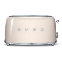 Grille-pain Smeg Années'50 TSF02CREU Crème