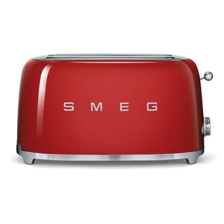 Grille-pain SMEG Années'50 TSF02RDEU Rouge
