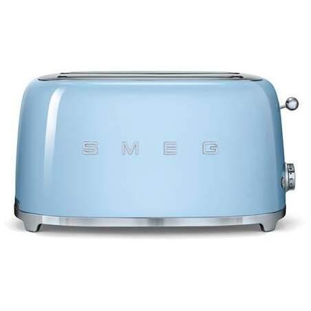 Grille-pain Smeg Années'50 TSF02PBEU Bleu Pastel