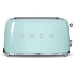 Grille-pain Smeg Années'50 TSF02PGEU Vert eau