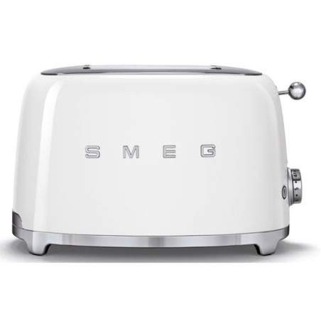 Grille-pain Smeg Années'50 TSF01WHEU Blanc