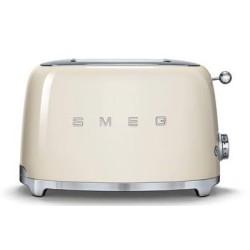 Grille-pain Smeg Années'50 TSF01CREU Crème