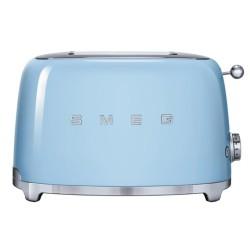 Grille-pain Smeg Années'50 TSF01PBEU Bleu pastel