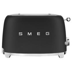 Grille-pain Smeg Années'50 TSF01BLMEU Noir mat