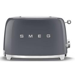Grille-pain Smeg Années'50 TSF01GREU Gris ardoise