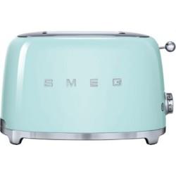 Grille-pain Smeg Années'50 TSF01PGEU Vert d'eau