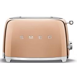 Grille-pain Smeg Années'50 TSF01RGEU Rose gold