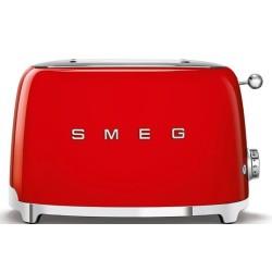 Grille-pain Smeg Années'50 TSF01RDEU Rouge