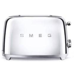 Grille-pain Smeg Années'50 TSF01SSEU Chromé
