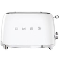 Grille-pain Smeg Années'50 TSF01WHMEU Blanc mat