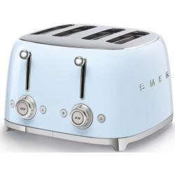 Grille-pain Smeg Années'50 TSF03PBEU Bleu pastel 4 tranches