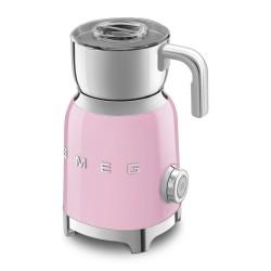 Mousseur à lait Smeg Années'50 MFF01PKEU Rose
