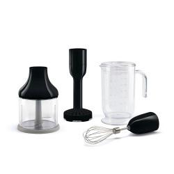 Accessoires pour mixeur plongeant HBF01 Smeg HBAC01BL Noir